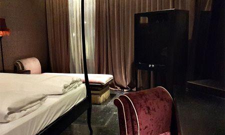 Suite Junior Clásica - Vista Grand Canal - Hotel Palazzo Barbarigo - Venecia
