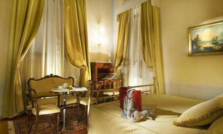 Chambre Deluxe Double - Villa Olmi Firenze - Toscane