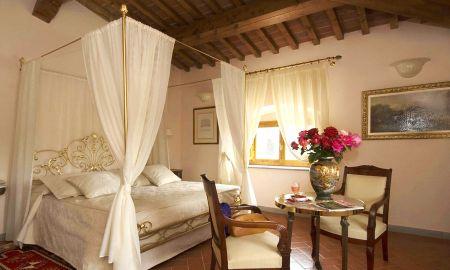Superior-Zimmer - Villa Olmi Firenze - Toskana