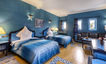 Azur Suite - Sultana Royal Golf - Ouarzazate