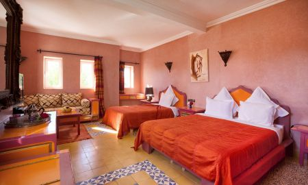 India Suite - Sultana Royal Golf - Ouarzazate