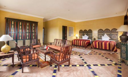 Labrador Suite - Sultana Royal Golf - Ouarzazate