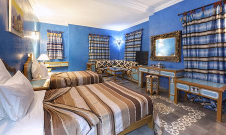 Suite Majorelle - Sultana Royal Golf - Ouarzazate