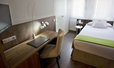 Chambre Single - Hotel Ópera Madrid - Madrid
