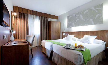 Double Room - Hotel Ópera Madrid - Madrid