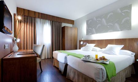 Chambre Double - Hotel Ópera Madrid - Madrid