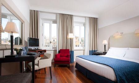 Quarto Individual Clássico - Grand Hotel De La Minerve - Roma
