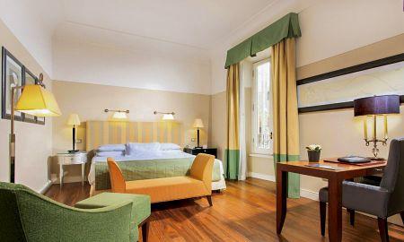 Quarto Individual Superior - Grand Hotel De La Minerve - Roma