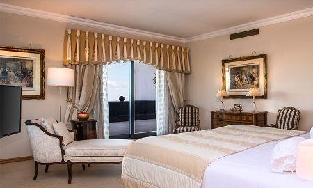 Habitación Triple - Hotel Dom Pedro Lisboa - Lisboa