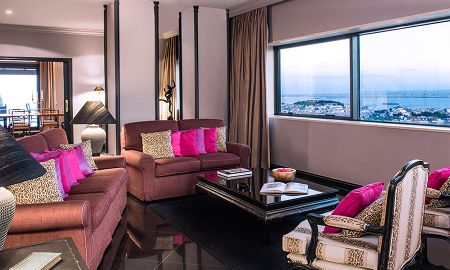 Suite Penthouse - Hotel Dom Pedro Lisboa - Lisbonne
