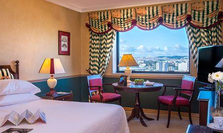 Tower Room - Hotel Dom Pedro Lisboa - Lisbon