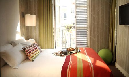 Chambre Exclusive - Hotel Le Placide Saint Germain - Paris