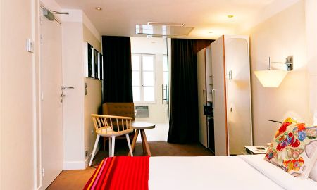 Suite Junior - Grand Lit - Hotel Le Placide Saint Germain - Paris