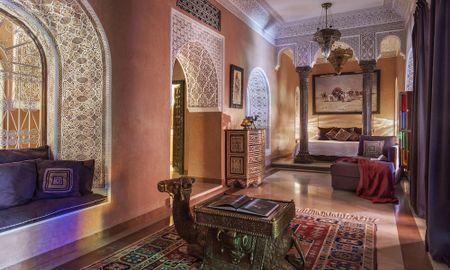 Suite - La Sultana Marrakech - Marraquexe