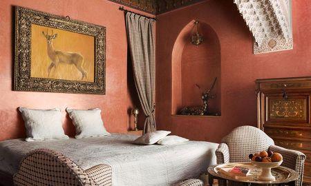 Chambre Prestige Luxe - La Sultana Marrakech - Marrakech