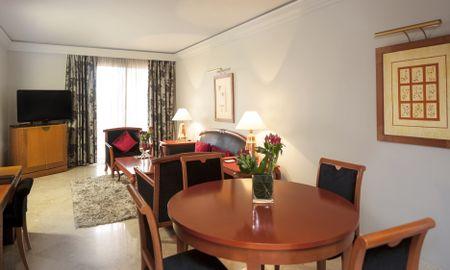 Prestige Suite - Atlas View - Hotel Sofitel Marrakech Palais Imperial - Marrakech