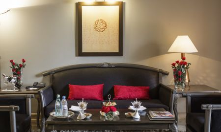 Opera Suite Atlas Bergblick - Hotel Sofitel Marrakech Palais Imperial - Marrakesch