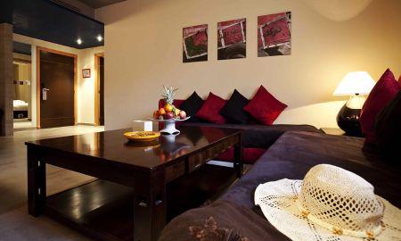 Suite Junior - Uso Individual - Dellarosa Hotel Suites & Spa - Marraquexe