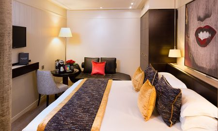 Privilege Double Room - Hotel Le Chaplain Rive Gauche - Paris
