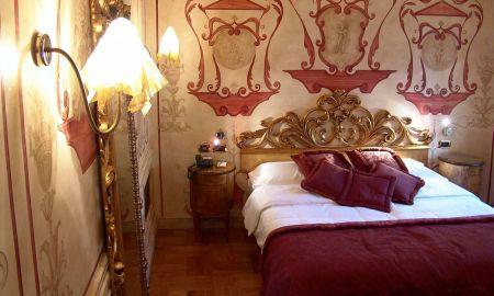 Chambre Superieure Deluxe - Hotel San Anselmo - Rome