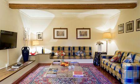 Suite Classique - Hotel Palazzo Magnani Feroni - Toscane