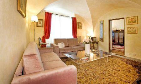 Suite Classique Familiale - Hotel Palazzo Magnani Feroni - Toscane