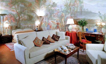 Suite Junior - Hotel Palazzo Magnani Feroni - Toscane