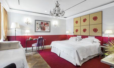 Chambre Triple - Hotel D'Inghilterra Roma – Starhotels Collezione - Rome