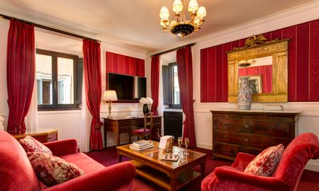 Habitación Familiar Comunicada - Hotel D'Inghilterra Roma – Starhotels Collezione - Roma