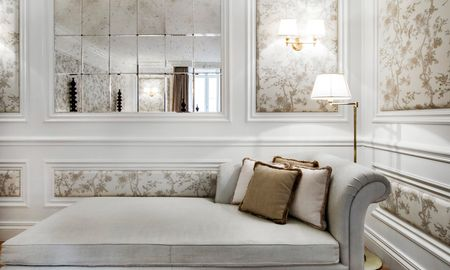 Suite Junior - Hotel D'Inghilterra Roma – Starhotels Collezione - Rome