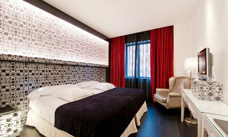 Standard Double Room with City View - Hotel Vincci Via 66 - Madrid
