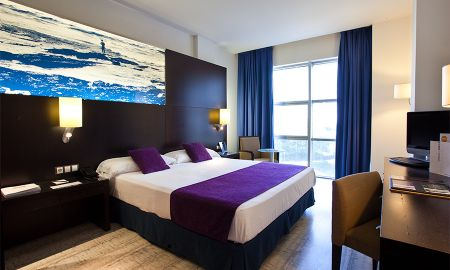 Premium Room Single Use - Vincci Maritimo - Barcelona