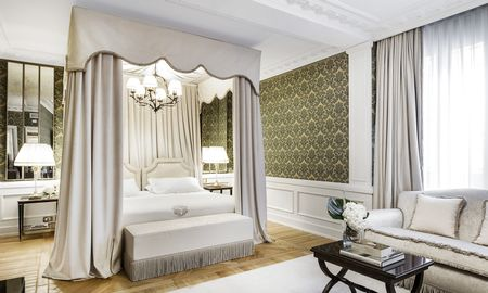Suite Junior - Helvetia & Bristol Firenze – Starhotels Collezione - Toscana