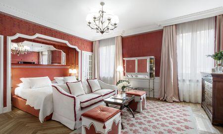 Quarto Triplo - Helvetia & Bristol Firenze – Starhotels Collezione - Toscana