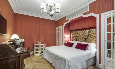 Quarto Superior Duplo - Helvetia & Bristol Firenze – Starhotels Collezione - Toscana