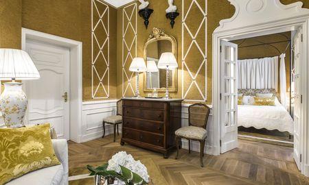 Camere Comunicanti - Helvetia & Bristol Firenze – Starhotels Collezione - Tuscany