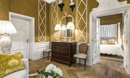 Quartos Comunicantes - Helvetia & Bristol Firenze – Starhotels Collezione - Toscana
