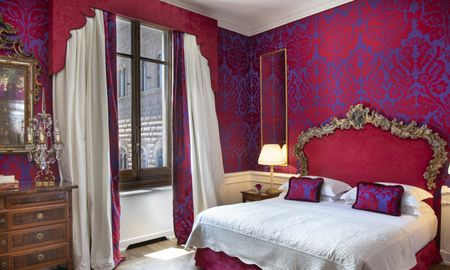 Suite Junior - Helvetia & Bristol Firenze – Starhotels Collezione - Tuscany