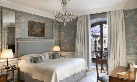 Camera Doppia Deluxe - Helvetia & Bristol Firenze – Starhotels Collezione - Tuscany