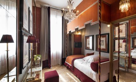 Camera Classic - Helvetia & Bristol Firenze – Starhotels Collezione - Tuscany