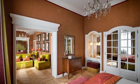 Camera Tripla - Helvetia & Bristol Firenze – Starhotels Collezione - Tuscany