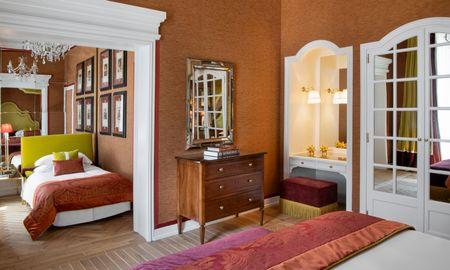 Camera Familiare (2 Adulti + 2 Bambini) - Helvetia & Bristol Firenze – Starhotels Collezione - Tuscany