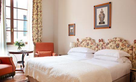 Camera Doppia Deluxe - Grand Hotel Continental Siena - Starhotels Collezione - Tuscany