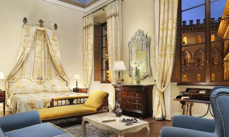 Heritage Suite - Grand Hotel Continental Siena - Starhotels Collezione - Tuscany