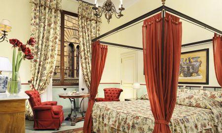 Chambre Classique Double - Grand Hotel Continental Siena - Starhotels Collezione - Toscane