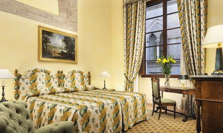 Superior Double Room - Grand Hotel Continental Siena - Starhotels Collezione - Tuscany