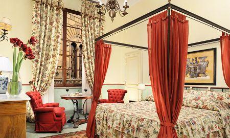 Camera Classica Doppia - Grand Hotel Continental Siena - Starhotels Collezione - Tuscany