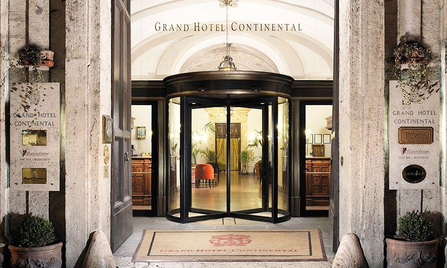 Grand Hotel Continental Siena Starhotels Collezione Reservierung Informationen