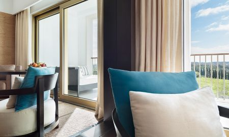 Deluxe Double Room with Garden View - Anantara Vilamoura - Algarve