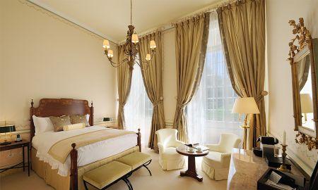 Chambre Double Supérieure - Vue Jardin - Hotel Tivoli Palácio De Seteais - Lisbonne